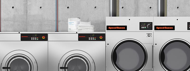 La verdad sobre: Una lavandería en tu hotel – Lavandería
